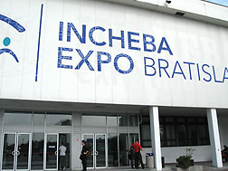 INCHEBA EXPO Братислава