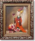 Pomegranate fairy